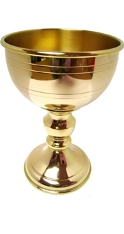 Chalice: Classic Gold Plated (24kt) Chalice